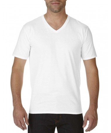 Premium cotton adult v neck...
