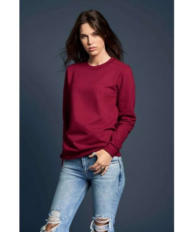 Women's Crew Neck Fleece 71000