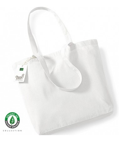 Organic cotton shopper bag...