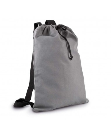 KI0140 COTTON CANVAS BACKPACK