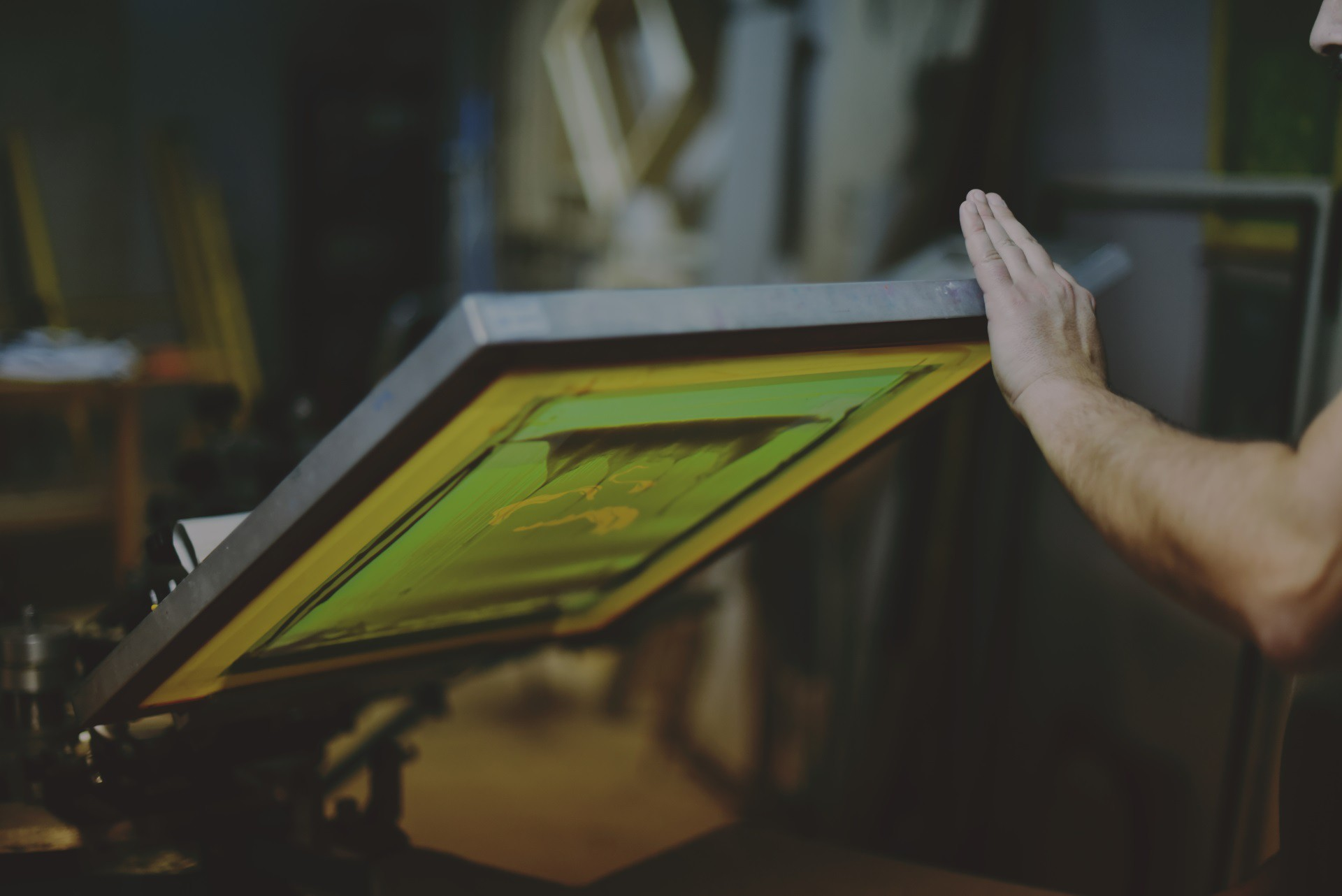 Graphic Design & Screenprinting